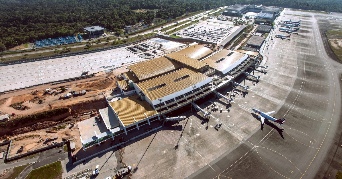 AEROPORTO INTERNACIONAL EDUARDO GOMES