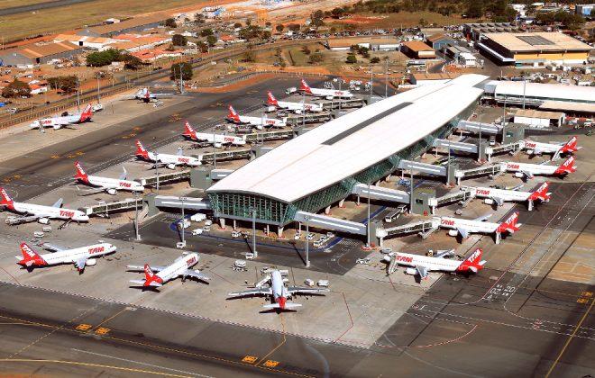 AEROPORTO INTERNACIONAL DE BRASILIA