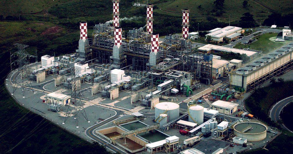 UTE NORTE FLUMINENSE – 780 MW