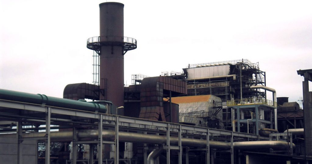 UTE ENERCASA – 33 MW